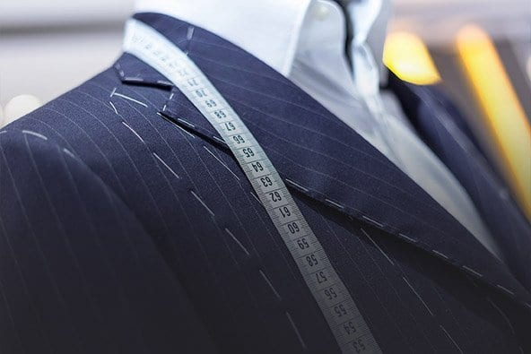 Bespoke Tailored Suits in Chelmsford, Essex