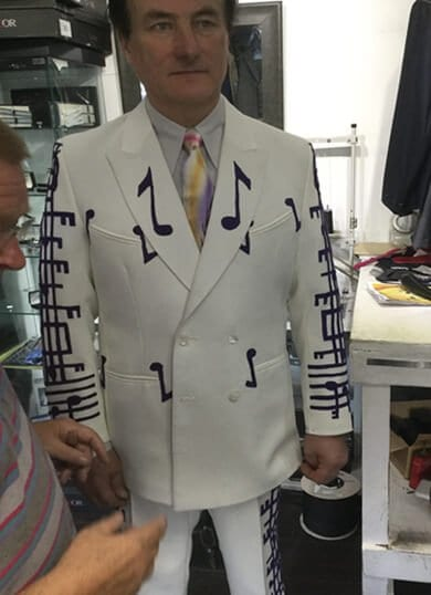 Bespoke Suit | Tailored Image